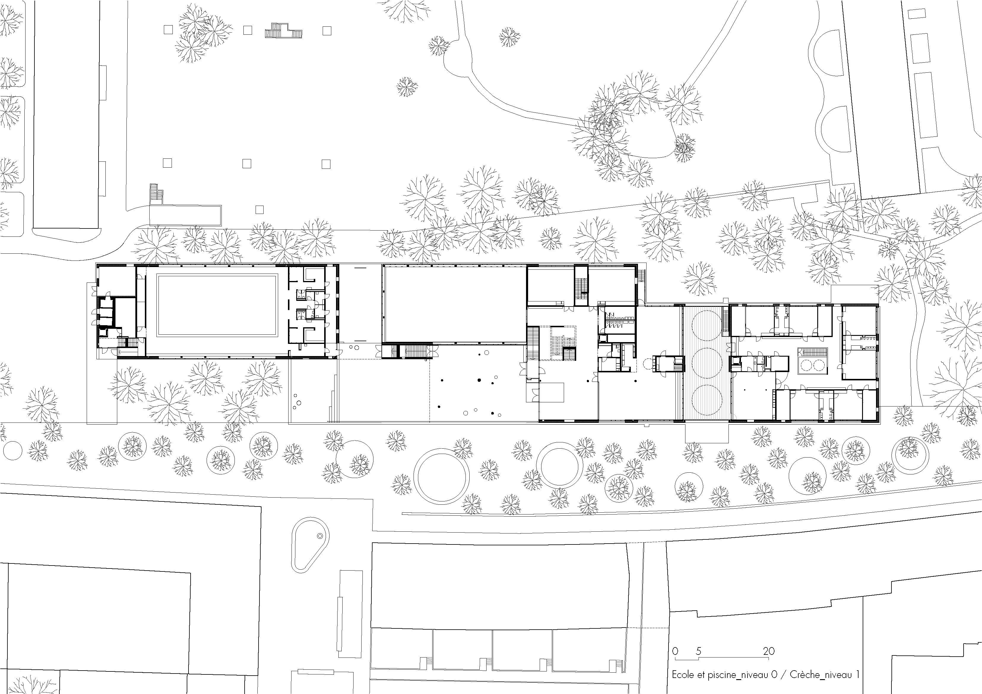 Gvarchi for Plan architecte chambre hotel