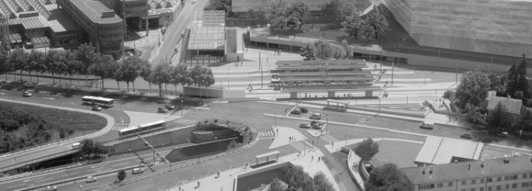 Espaces publics CEVA Carouge-Bachet