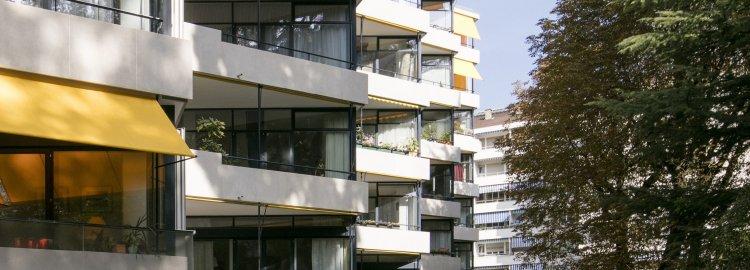 """Restauration de l'immeuble """"Miremont-le-Crêt"""""""
