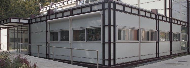 NEW >> Rénovation de l'institut et Bibliothèque des Conservatoire et Jardin Botaniques