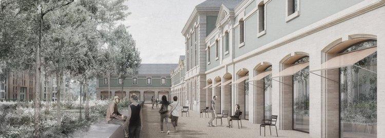 NEW >> Nouvel Hôtel des Archives, Genève