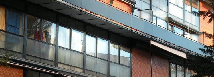Restauration de l'immeuble Clarté