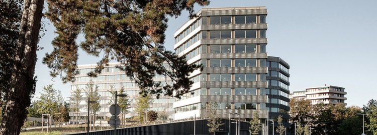 NEW >> CAMPUS SANTE, SIEGE DU FONDS MONDIAL