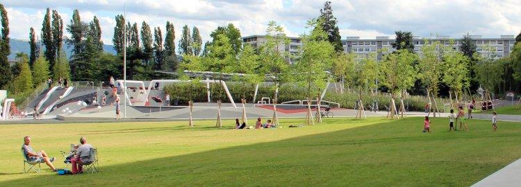 NEW >> Parc Gustave & Léonard Hentsch